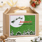 Personalised Christmas Eve Gift Box | Xmas Favour Present | Large & Small Sizes
