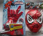 Spiderman launcher & Light up Mask