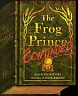 The Frog Prince, Continued by Jon Scieszka x1991 VGC HC, We Combine Shipping
