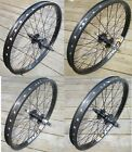 "Внешний вид - Wheel 20"" variations BMX Front or 9T or Flip Flop Rear Double Walled Rims New"