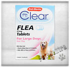 Bob Martin Clear Flea Tablets,Treatment For Cats,Dogs and Puppies or Flea Comb