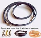 "Внешний вид - 12""-59"" Leather Replacement Strap, Bag Strap, Purse Strap, Handbag Handles"