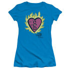"One Tree Hill ""C Over B 2"" Girl's Junior Cap Sleeve Tee"