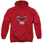 "Power Rangers ""Red Ranger Mask"" Hoodie, Crewneck, Long Sleeve"