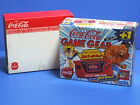 SEGA GAME GEAR Coca Cola Limited Edition w/Shipping Sleeve & Message Import JP