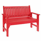 C.R.Plastic Products Generations Garden Bench