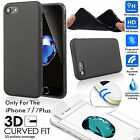 Ultra Slim Case 3D Touch Full-Front Glass Screen Film For Apple iPhone 6S/7 Plus