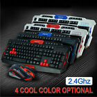 Внешний вид - New Wireless 2.4G Gaming keyboard and Mouse Set For Computer PC Multimedia Gamer
