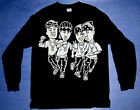 New Long Sleeve Hot Boys shirt Lil wayne juvenile vtg rap concert cajmear M L XL