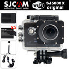 SJCAM SJ5000X Elite Wireless WiFi Sport Action Camera Sony IMX078 Waterproof DV