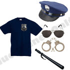 CHILD KIDS BOYS GIRLS NEW YORK POLICE COP FANCY DRESS COSTUME POLICEMAN