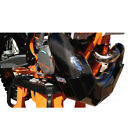 KTM 250/300 EXC (08-11) FORCE BASHPLATE WITH PRO CIRCUIT PIPE GUARD