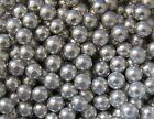 Silver Sugar Dragees 6mm~8mm Cake Decoration Pearls for Cakes / Cupcakes