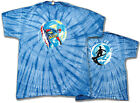 "Grateful Dead ""Grateful Shred"" Double Sided Tie-Dye T-Shirt - FREE SHIPPING"