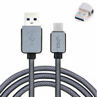 3m Braided USB-C 3.1 Type C To USB 3.0 Sync Charger Cable For Google Nexus 5X 6P