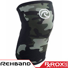 Rehband RX Line Knee Support | 5mm | Camo | CrossFit