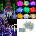 100/200/300/500 LED Xmas Wedding Party Decor Outdoor Fairy String Light Lamp DIY