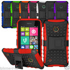 HEAVY DUTY TOUGH SHOCKPROOF WITH STAND HARD CASE COVER FOR MOBILE PHONES