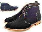 New Men's  Desert Ankle Chelsea  Formal / Casual Boots Shoes In UK Sizes 6 7