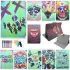 """Suicide Squad Case for universal 7"""" tablets pu leather magnetic flip stand cover"""