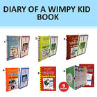 Diary of a Wimpy Kid Series Collection By Jeff Kinney Gift Wrapped Set New
