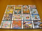 Nintendo DS Games - REGION FREE - All Complete - Select From List