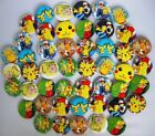 Pokemon Pikachu 45MM LOTS PIN BACK BADGES BUTTONS NEW FOR BAG CLOTH PARTY