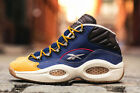 REEBOK Question Mid Dress Code Sneaker's AR0252 Iverson MENS & JUNIOR 3.5-15