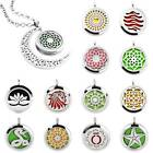 Aromatherapy Perfume Essential Oil Diffuser Necklace Locket Living Floating on eBay