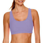 Xersion Medium Support Removable Cup Sports Bra Size M New Brilliant Periwinkle
