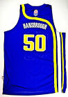 Tyler Hansbrough NBA Indiana Pacers Adidas HWC Blue Swingman Jersey XL 2XL