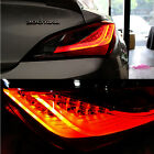 Custom 3D Line LED Taillights (Tail Lamp) for Hyundai Genesis Coupe 2011+