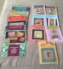 Lizzie Kate Cross Stitch PATTERN ONLY patterns lot christmas easter bundle