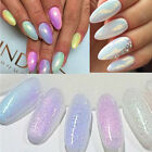New Mermaid Effect Glitter Nail Art Powder Dust Magic Glimmer Trend 5Colors Cool