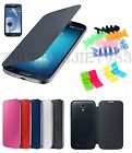samsung note 2 3 - Classic Slim Flip PU Leather Smart Case Cover For Samsung Galaxy S3 S4 Note 2 3