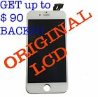 Black White Genuine OEM iPhone 6, 6S 6/S Plus LCD Touch Screen Replacement