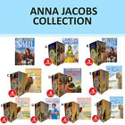 Anna Jacobs Collection Ridge Hill Our Mary Ann Ridge Hill Gift Wrapped Set New