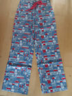 BODEN Womens Cosy Brushed LONDON Pull Ons PJ's UK 6 or 16  LMT WHIMSY