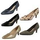 Ladies Clarks Formal/Court Slip On Shoes The Style -  Isidora Faye