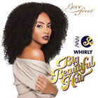 Outre Synthetic Big Beautiful Hair Lace Front Wig - 3C WHIRLY