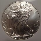 2014 BU $1 1oz SILVER AMERICAN EAGLE SLABBED (from mint tube) lot3
