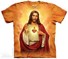 Sacred Heart T-Shirt from The Mountain-Sizes Adult S - 5X