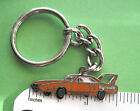 1970  70  Plymouth Roadrunner ROAD RUNNER car - key chain , keychain GIFT BOXED
