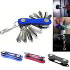 Portable Compact Key Ring Smart Holder Keys Organizer Clip Key Chain Pocket Tool