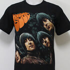 BEATLES Rubber Soul John Lennon T-Shirt 100% Cotton New Size S M L XL 2XL 3XL