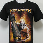 Arsenal of MEGADETH T-Shirt 100% Cotton New Size S M L XL 2XL 3XL