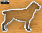 Rottweiler Dog Cookie Cutter, Selectable sizes