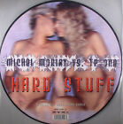 Michel Moriny Versus TP One ‎– Hard Stuff  Label: Media Record PIC  PICTURE DISC
