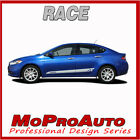 2013 2014 2015 2016 for Dodge Dart SXT SE GT RACE Decals Stripe 3M Pro Vinyl $114.38 USD on eBay