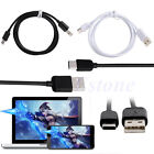 USB C Type-C USB 3.1 Data SYNC Charger Cable Adapter For Oneplus 2 Nexus 5X 6P